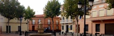 Pza Cayo Conversa y Ayuntamiento